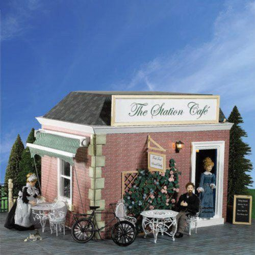 The Corner Shop Kit Part 2, First Floor & Roof Dolls House Emporium